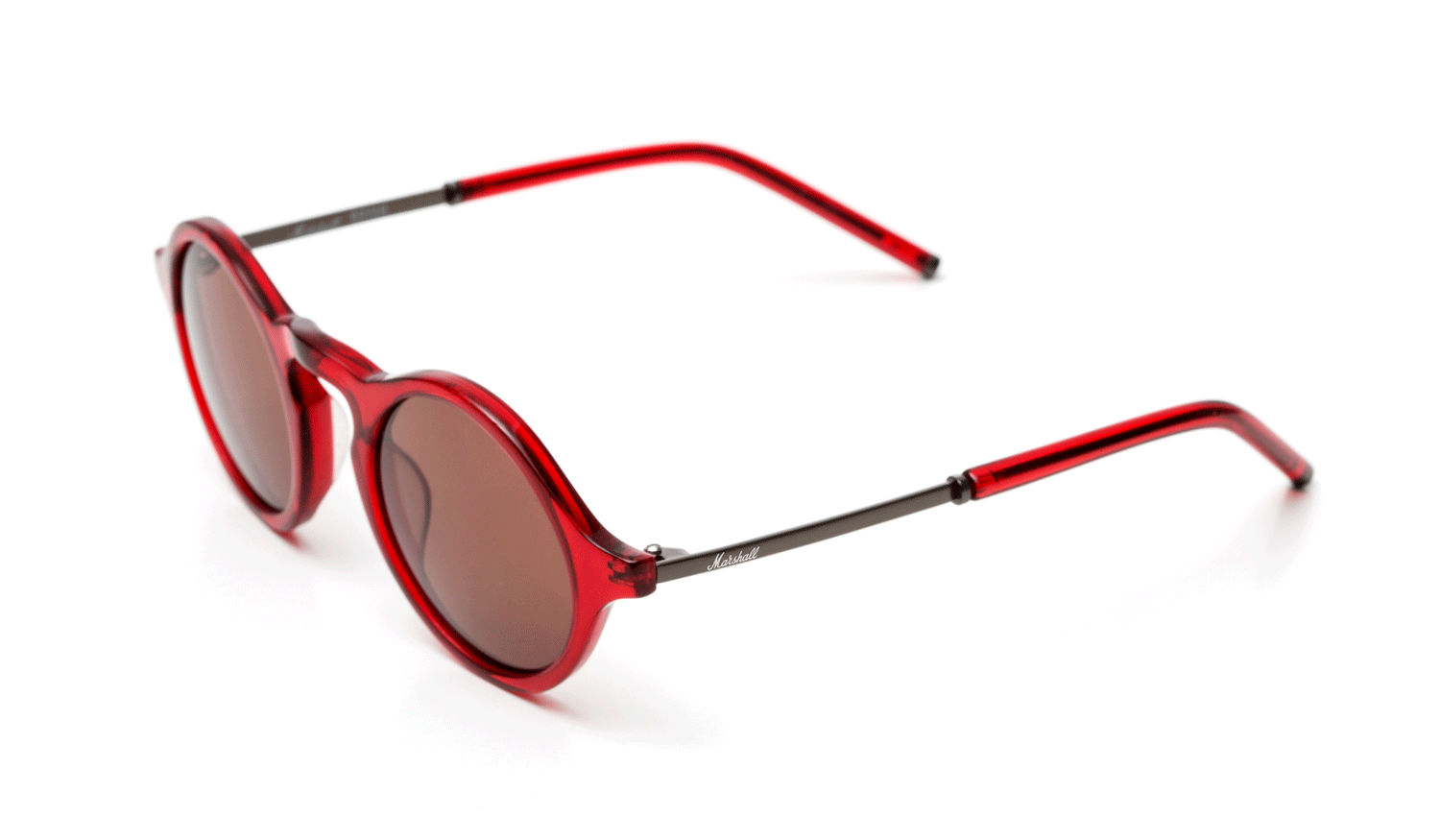 Bryan Sunglasses - Crimson