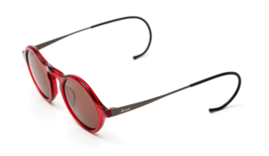 Bryan Cable Sunglasses - Crimson