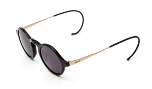 Bryan Cable Sunglasses - Black Gold